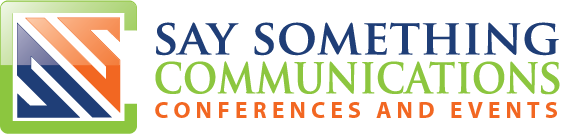 Say Something Conference and Event Management